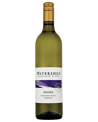 Watershed Shades Sauvignon Blanc Semillon White Wine Margaret River 2017 750mL b