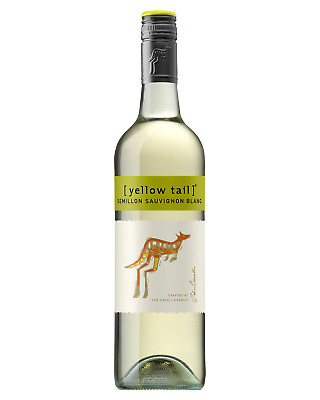 Yellow Tail Semillon Sauvignon Blanc White Wine 750mL case of 6