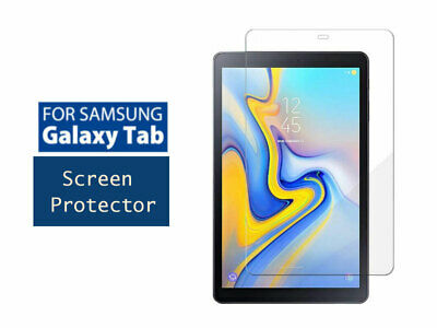 PET Ultra Clear/Tempered Glass Screen Protector For Samsung Galaxy Tab A 10.5
