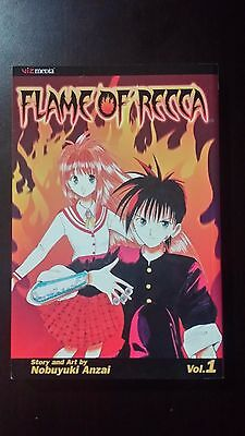 flame of recca tome 23
