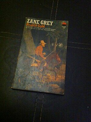 Prairie Gold by Grey, Zane Paperback Book The Cheap Fast Free Post