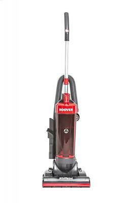 Hoover Whirlwind Bagless Upright Vacuum Cleaner, [WR71WR01], Grey & Red...