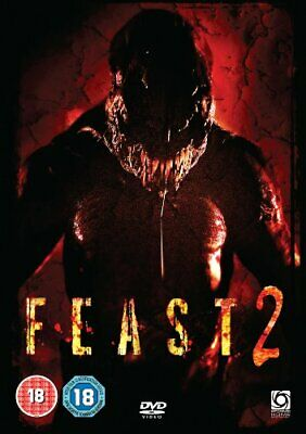 Feast 2: Sloppy Seconds [DVD] - DVD  8SVG The Cheap Fast Free Post