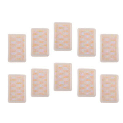Set of 10pcs Miniature White Plate for 1/6 Dolls House Kitchen Dining Room