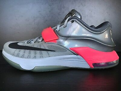 newest a427a fc9cf Nike KD 7 VII Elite AS All Star Game ASG Pure Platinum size 11 742548-