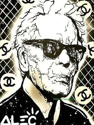 Alec Monopoly Canvas HD Prints Painting Wall Art Home Decor 12x16 inch #87