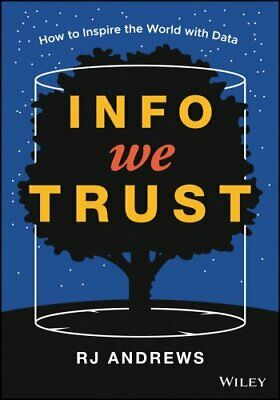 Info We Trust How to Inspire the World with Data by RJ Andrews 9781119483892