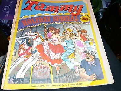 Tammy Summer Special 1978 Eyes Of Fire