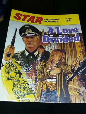 Star Picture Love Story No 1148 A Love Divided