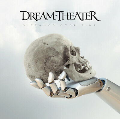 Dream Theater : Distance Over Time CD Box Set with DVD and Blu-ray 4 discs