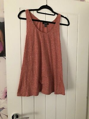 New Look Maternity Vest Top Size 10