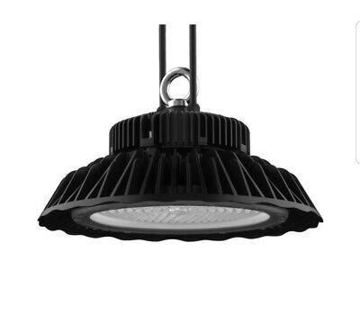 VIVI200 UFO LED High Bay Lights 200W Commercial Warehouse Industrial Lamp