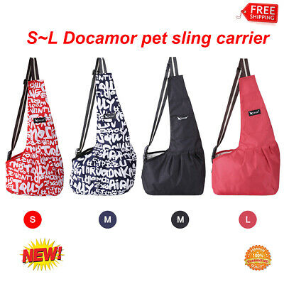 Pet Dog Cat Puppy Carrier Comfort Cats Travel Tote Shoulder Bag Sling Backpack