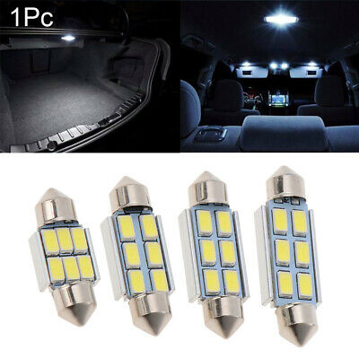 Dome lamps 31mm 36mm 39mm 41mm Interior Reading  Bulbs  License Plate Light