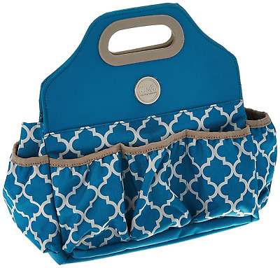 Storage Tote Bag We R Memory Keepers, Aqua Blue, Home Kitchen