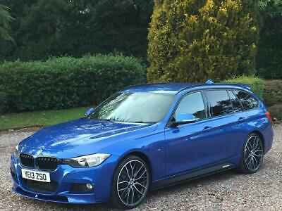 Bmw 320d Touring M Sport Factory M Performance Kit 48k Fbmwsh Mint Condition