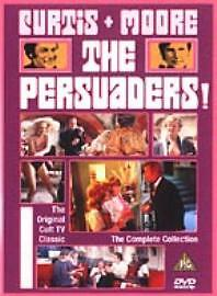 The Persuaders - Complete Series [1971] [DVD] - DVD