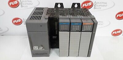 Allen Bradley 1746-P1 SLC 500 Power Supply, 1746-0B16 1746-1B16,1746-OW16 - Used