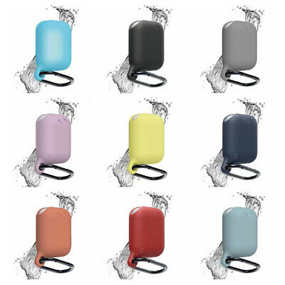 AirPods Silicone Case Cover Waterproof for Apple Airpod Charging Shockproof