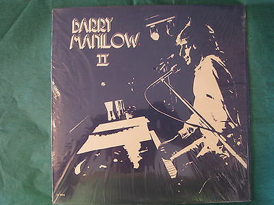 Barry Manilow II 1974 NM Record Stereo Vinyl LP Arista Records Plastic on Cover