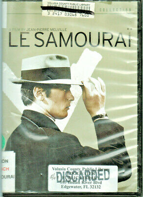Le Samourai, French (DVD, 2005, Criterion Collection)