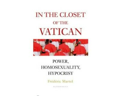 In the Closet of the Vatican, by Frederic Martel. Hardcover