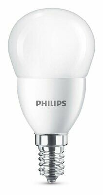 Philips Ampoule LED E14, 7W Équivalent 60W, Blanc Chaud