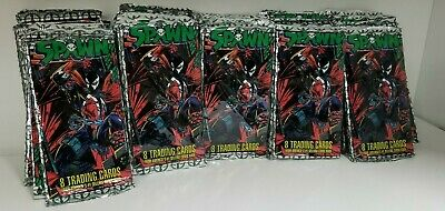 Spawn Wildstorm 60 Loose Sealed Packs Look for Randomly Inserted Specialty Cards