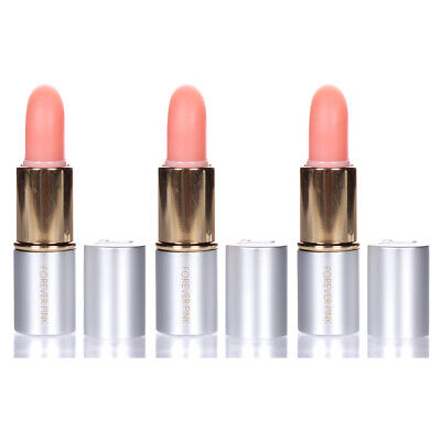 Jane Iredale Just Kissed Lip and Cheek Stain Forever Pink TRAVEL SET OF 3