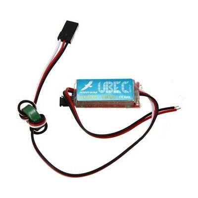 Hobbywing 3A UBEC 5V 6V Switch Mode BEC - Input 5,5V-26V