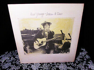 "Clean Scarce 1978 Neil Young - Comes A Time - For Fans Of ""gold Rush"" ""harvest"""