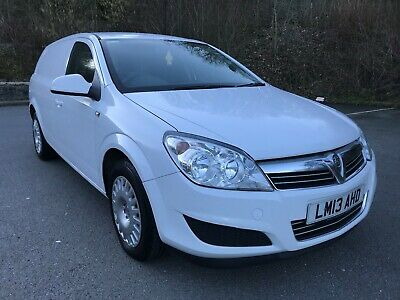 2013 Vauxhall Astra Van, Club Ecoflex 1.7 Dti Diesel,only 77K With No Vat,lovely