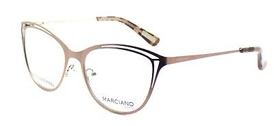 80c08a27bf GUESS by Marciano GM0311 028 Women s Eyeglasses Frames 52-17-135 Shiny Rose  Gold