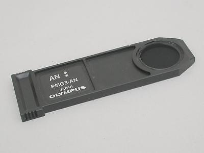 Olympus PMG3-AN (or UMA) Microscope Analizer Insert