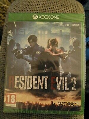 Resident Evil 2 Remake Xbox One.  New.