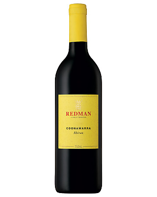 Redman Shiraz Red Wine Coonawarra 2012 750mL bottle