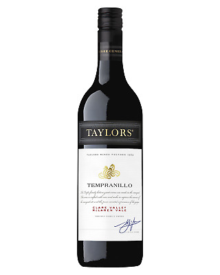 Taylors Estate Tempranillo Red Wine Clare Valley 2017 750mL bottle
