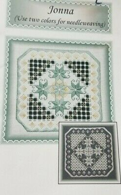 Jonna Hardanger Pattern for needleweaving