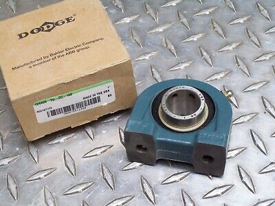 "NEW UCTB209-26 High Quality 1-5//8/"" Tapped Base Pillow Block Bearing  UCPA209-26"