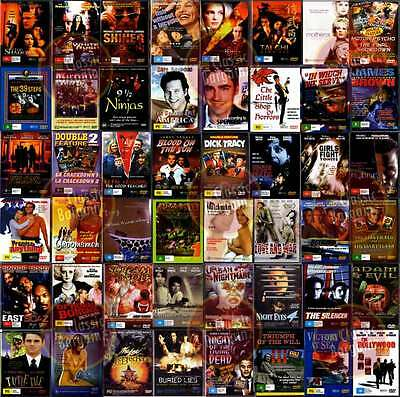 DVD 25 MOVIES WHOLESALE BULK LOT ALL BRAND NEW (Random Titles Variety Pack)