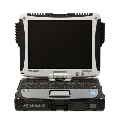 Panasonic Toughbook CF-19 mk3 3Rd Gen Core i5 8GB 240GB SSD Win 10 3G Usb3-2