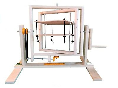 "Pro-tocast 360 Multi-Directional Manual Rotocasting Machine 10"" Platform -  DIY"