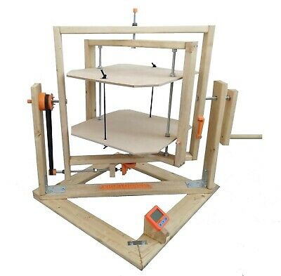 "Pro-tocast 360 Multi-Directional Manual Rotocasting Machine w/ 12"" Platform"