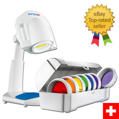 Zepter Bioptron Pro 1 heal lamp + FLOORSTAND + COLOR THERAPY + 5 YEARS WARRANTY
