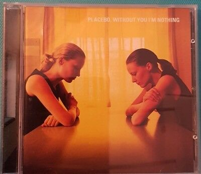 WITHOUT YOU I'M NOTHING - PLACEBO (CD) Ref 2081