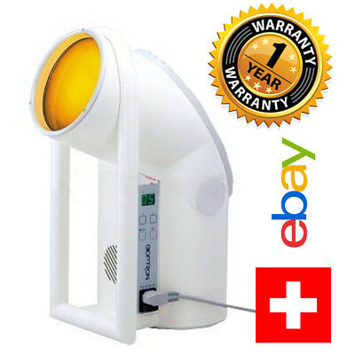 NEWEST TYPE Zepter Bioptron 2 Medical heal LAMP Light Therapy + 1 YEAR WARRANTY