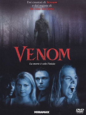 Venom DVD NEW
