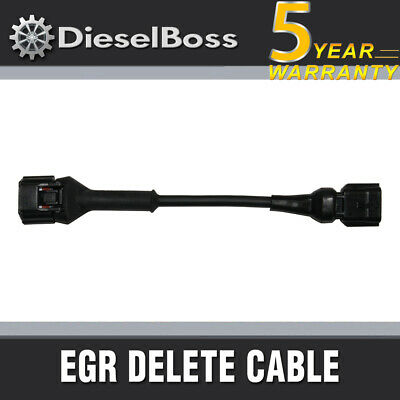 EGR DELETE CABLE for NISSAN NAVARA NP300 2015 - ON YS23DDT & YS23DDTT