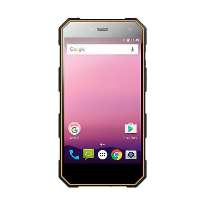 Nomu S10 ProMobile Phone 5000mAh MTK6737T Android 7.0 5 Inch 32GB ROM Smartphone