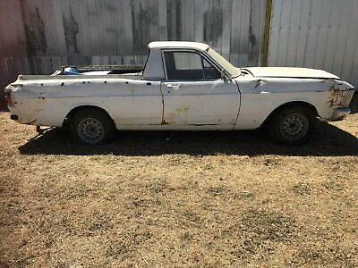 Ford Falcon XY Ute may suiit GT GS Fairmont Buyer